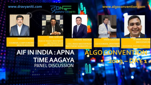 Alternative Investment Funds (AIFs) in India:- Apna Time Aagaya - Panel Discussion