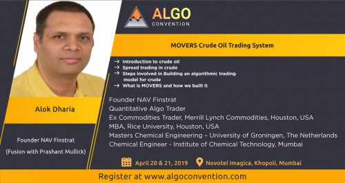 MOVERS Crude Oil Trading System